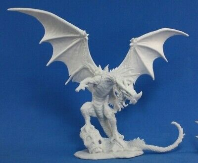 Reaper Miniatures - 89001 - Pathfinder Red Dragon - Bones Pathfinder • 14.90£