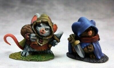 Reaper Miniatures - 77287 - Mousling Thief And Assassin - Bones DHL • 2.99£