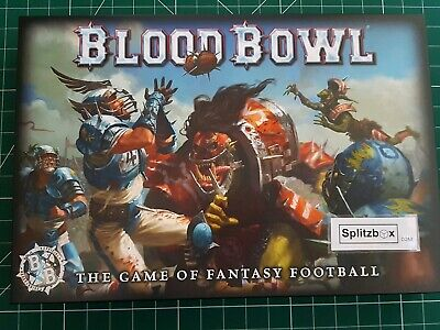 Blood Bowl, NEW 2016  Complete Human Team - Ravenakx 12 Players WITH DICE • 22£