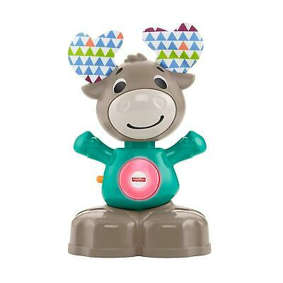 Fisher Price Linkimals Bobble Head Moose • 10.99£