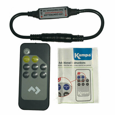Kampa Dometic Sabre Lights - Spare Remote Control • 12.99£