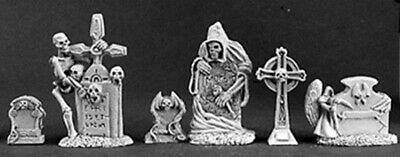 Reaper Miniatures - 03122 - Tombstone - DHL • 8.70£