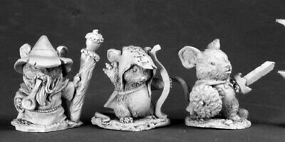 Reaper Miniatures - 03529 - Mouslings - DHL • 10.70£