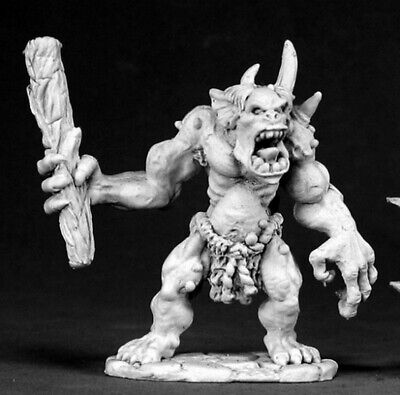 Reaper Miniatures - 02488 - Cave Troll Champion - DHL • 7.90£