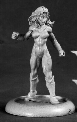 Reaper Miniatures - 50212 - Incredible Woman - Chronoscope • 5.90£