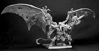 Reaper Miniatures - 14417 - Rauthuros - Warlord • 49.95£