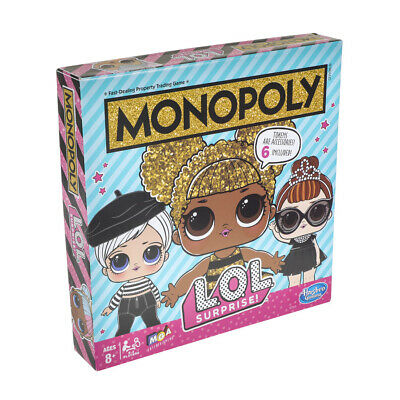 Monopoly LOL Surprise Board Game • 17.99£