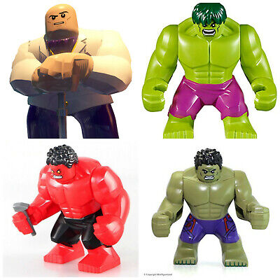 Marvel Dc Super Wolverine Hero Mini Figures Deadpool Venom Hulk Rhino Spiderman • 6.49£