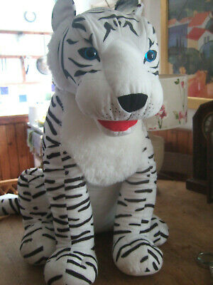 Huge Adorable Indian Tiger Soft Toy • 20£