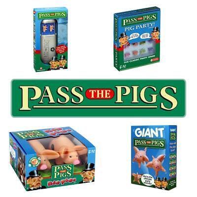 Pass The Pigs Travel, Party, Big And Giant Editions For 2019 Brand New & Sealed • 14.99£