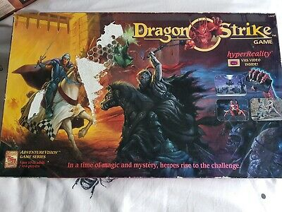 Dragon Strike Board Game • 100£