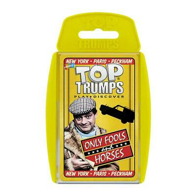 Only Fools & Horses Top Trumps Card Game • 4.99£