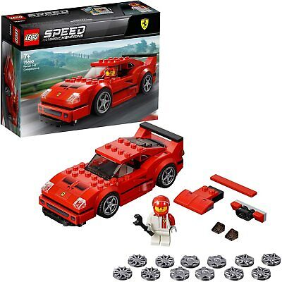 New LEGO Speed Champions McLaren Senna Model Toy Car - 75892 • 13£