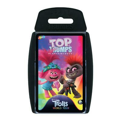Trolls World Tour Top Trumps Card Game • 4.99£