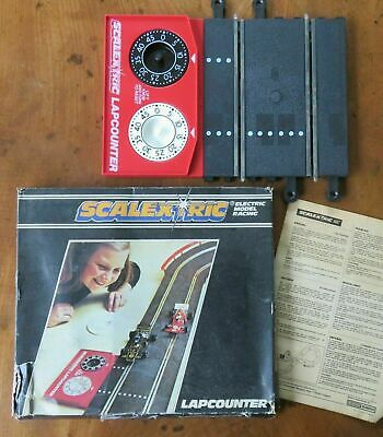Scalextric C277 - LAP COUNTER - Boxed • 6£