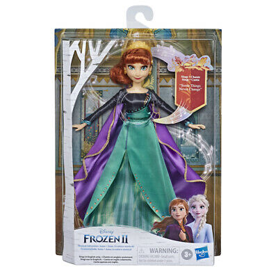 Frozen II Finale Singing Doll Elsa Or Anna (Choose Character) • 17.99£