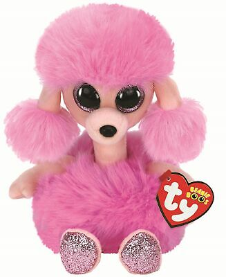 Ty Beanie Boos 37403 Camilla The Pink Poodle Boo Medium • 9.99£