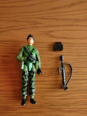 Vintage Action Force ATT  POLIZIST German Sapper. Complete (VERY RARE)  • 35.95£