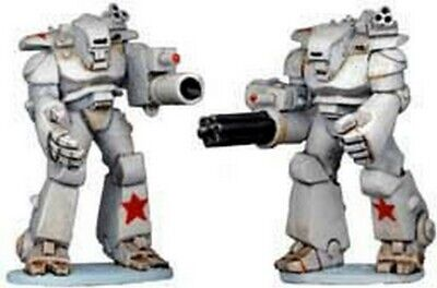 Copplestone Castings - FW12 - Power-Armour Troopers • 8.50£