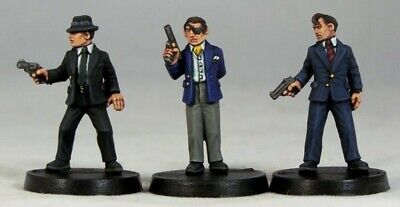 Copplestone Castings - KKBB109 - Rogue Agents • 6.50£