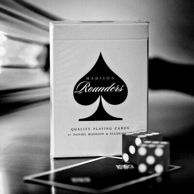 Madison Rounders Deck Ellusionist Magic Cards • 8.50£