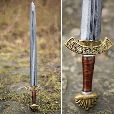Foam And Latex Bendable Viking Raider Sword, Ideal For Costume Or LARP • 73£