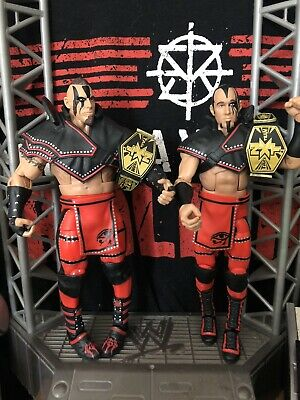 Wwe Mattel Elite The Ascension  • 32£