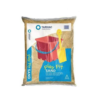 Play Pit Sand 25Kg Tarmac Non Toxic Sand Children Safe & Clean Non Clothes Stain • 12.99£