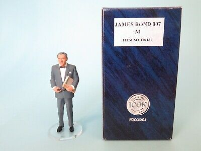M Corgi Icon James Bond Figure F04181 • 75£