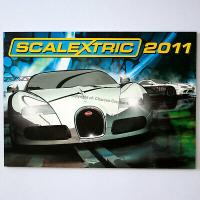 SCALEXTRIC Catalogue 2011 - Edition 52 (Used But In Excellent Condition)  • 4.96£