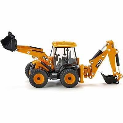 Siku JCB 4CX Backhoe Loader 1:50 3558   UK Seller • 17.99£