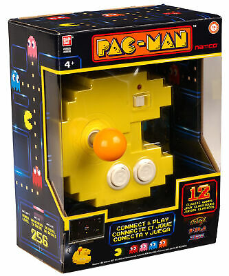 Pac-Man Connect And Play - 12 Classic Games • 18.99£