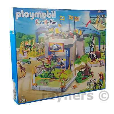 New Playmobil 4093 City Life Animal Zoo • 119.99£