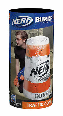 Nerf Bunkr Battle Zones Take Cover Traffic Cone • 9.99£