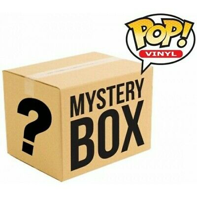 2 X BRAND NEW OFFICIAL FUNKO POPS MYSTERY BOX BLIND RARE VAULT EXCLUSIVE CHASE • 14.90£