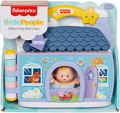 Little People Baby's Day Story Set • 13.99£