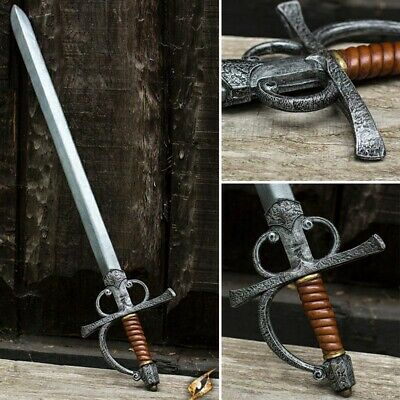 Foam And Latex Bendable Rapier Sword. Ideal For Costume Or LARP • 68£