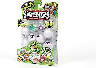 Smashers Gross Season 2 (8 Pack) Collectable Figures • 8.49£