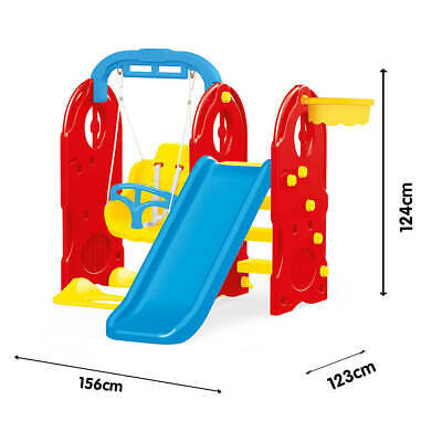 Dolu 4-in-1 Playground Age: 2 - 6 Years • 206.99£