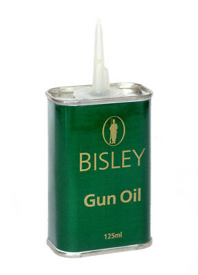 Bisley Gun Oil 125ml Tin • 8.99£