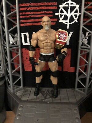 Wwe Mattel Elite Goldberg  • 33£