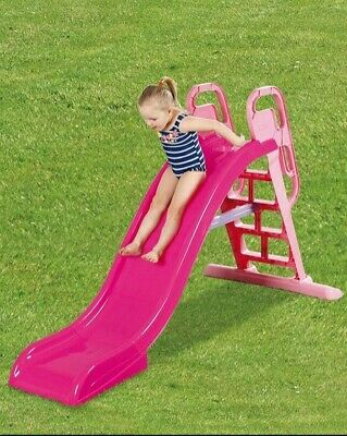 Kids 6.5 Ft Slide With Water Feature • 99.99£