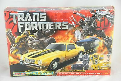 Micro Scalextric Set - G1031 - Transformers • 27.49£