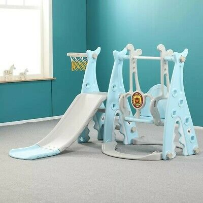 3 In 1 Kids Swing And Slide Activity Set • 79.99£