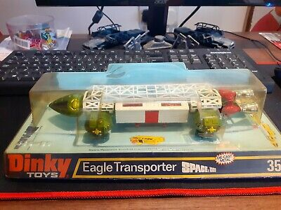 Dinky Toys Eagle Transporter Boxed And Original. • 149.95£