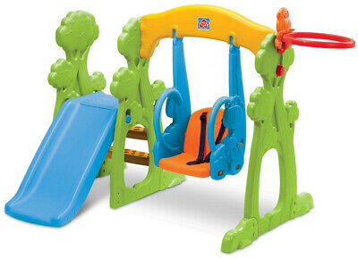 Grow'n Up First Steps Scramble And Slide Play Centre • 143.60£