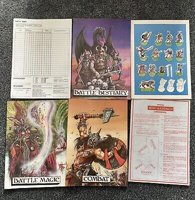 Warhammer Fantasy Rules Complete • 10£