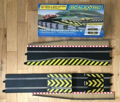 Scalextric 1:32 Sport & Digital Ramp Track Extension Pack 2 C8511 • 14.99£