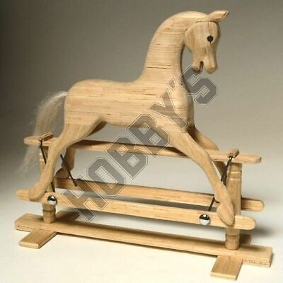 Matchstick Kit - Rocking Horse • 17.99£