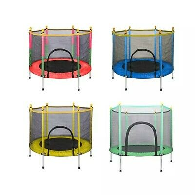 Indoor/Outdoor Kids 4.5ft 140cm 55in Trampoline - Brand New • 82.99£